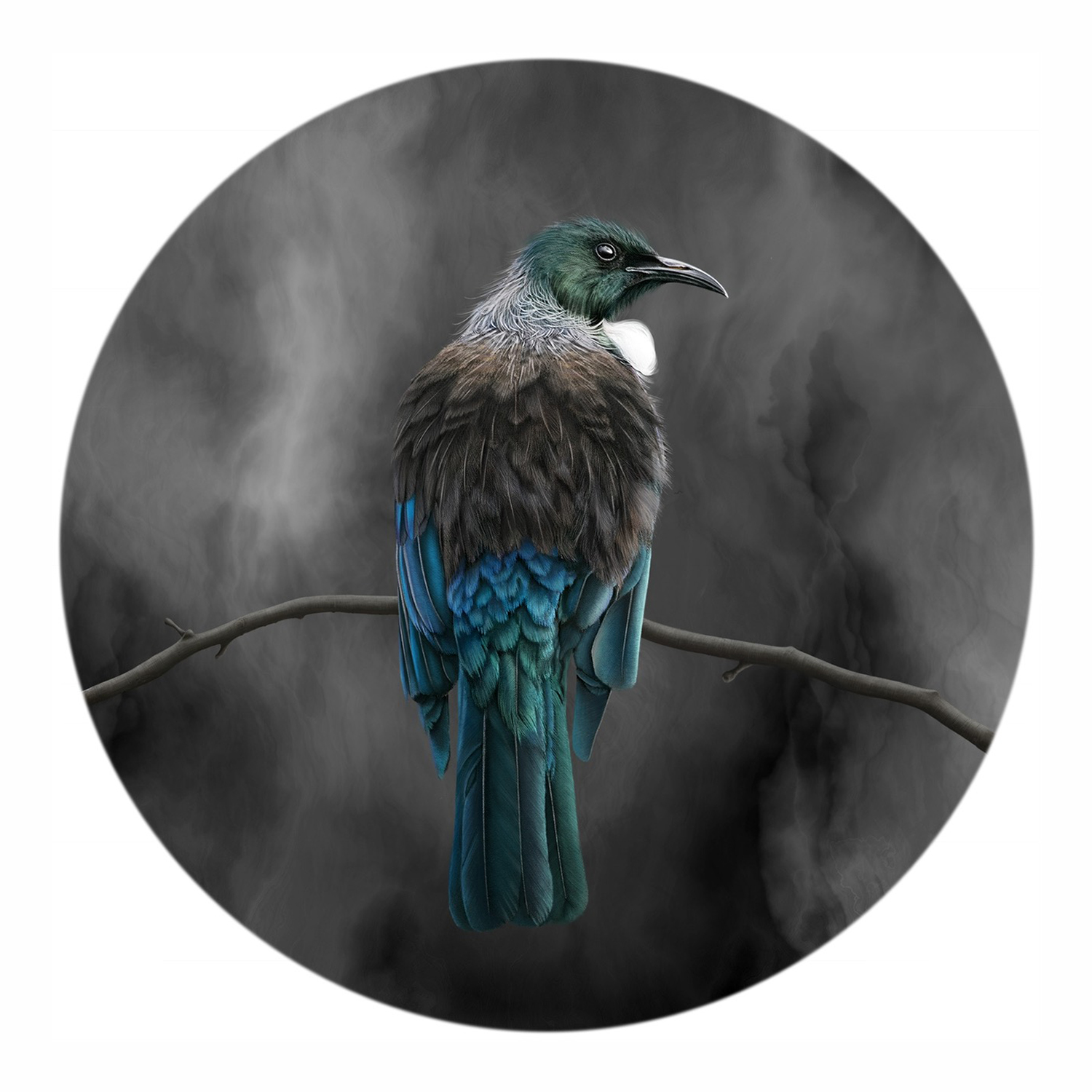 Night Watchman (collaboration with Nathan Secker - Published)