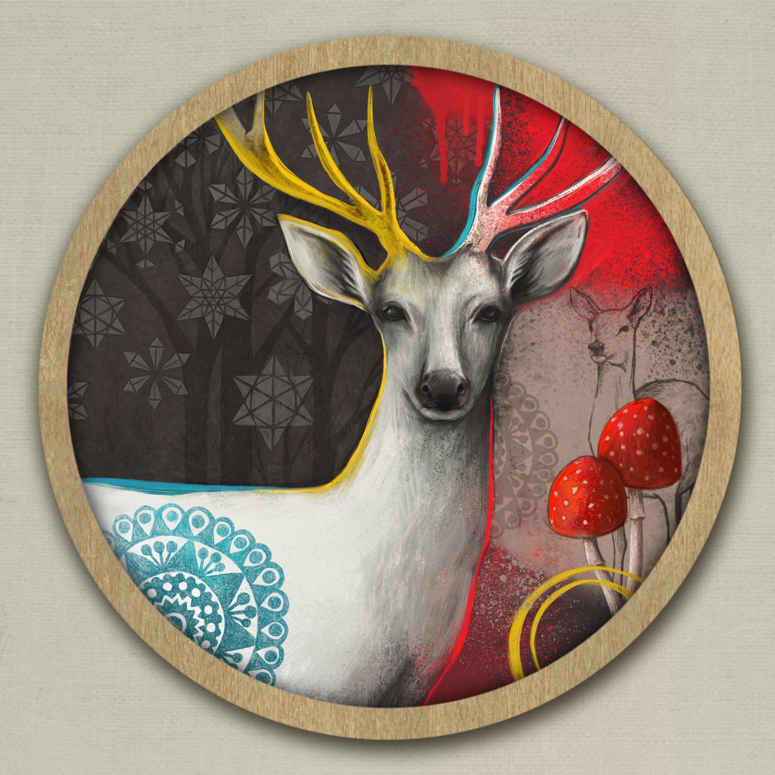 Nordic Noël - Stag