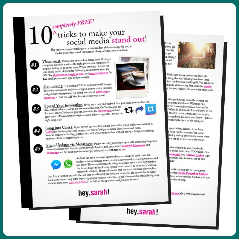10 Free Tricks, Content Cal, Hey Sarah Images.png