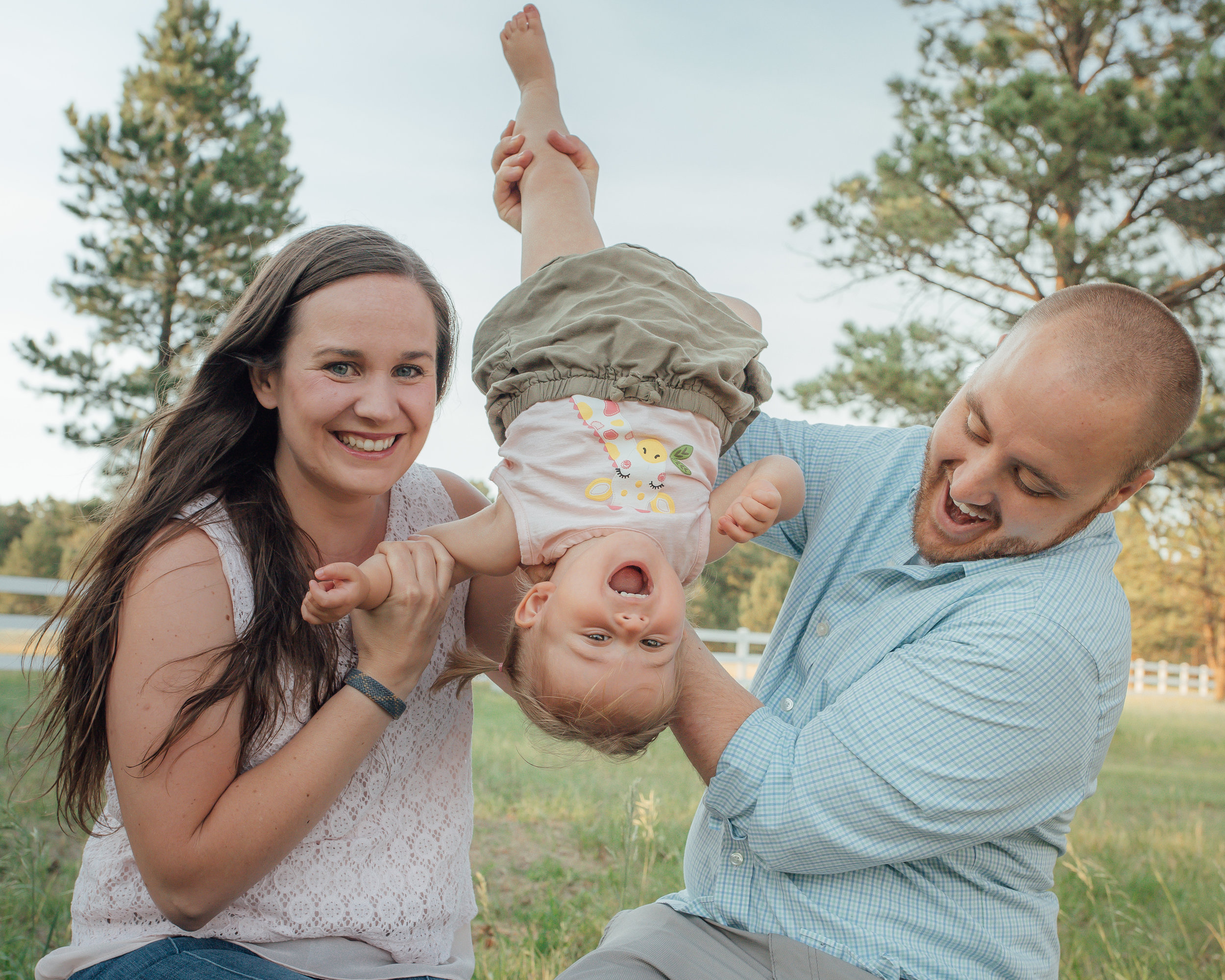 Annual Family Photo - Dustin is full of talent. He took amazing photos of our family capturing sweet moments of our little girl. He is easy to work with, flexible, and professional. I would highly suggest him for any of your photo needs!-Ashley (Elizabeth, CO)