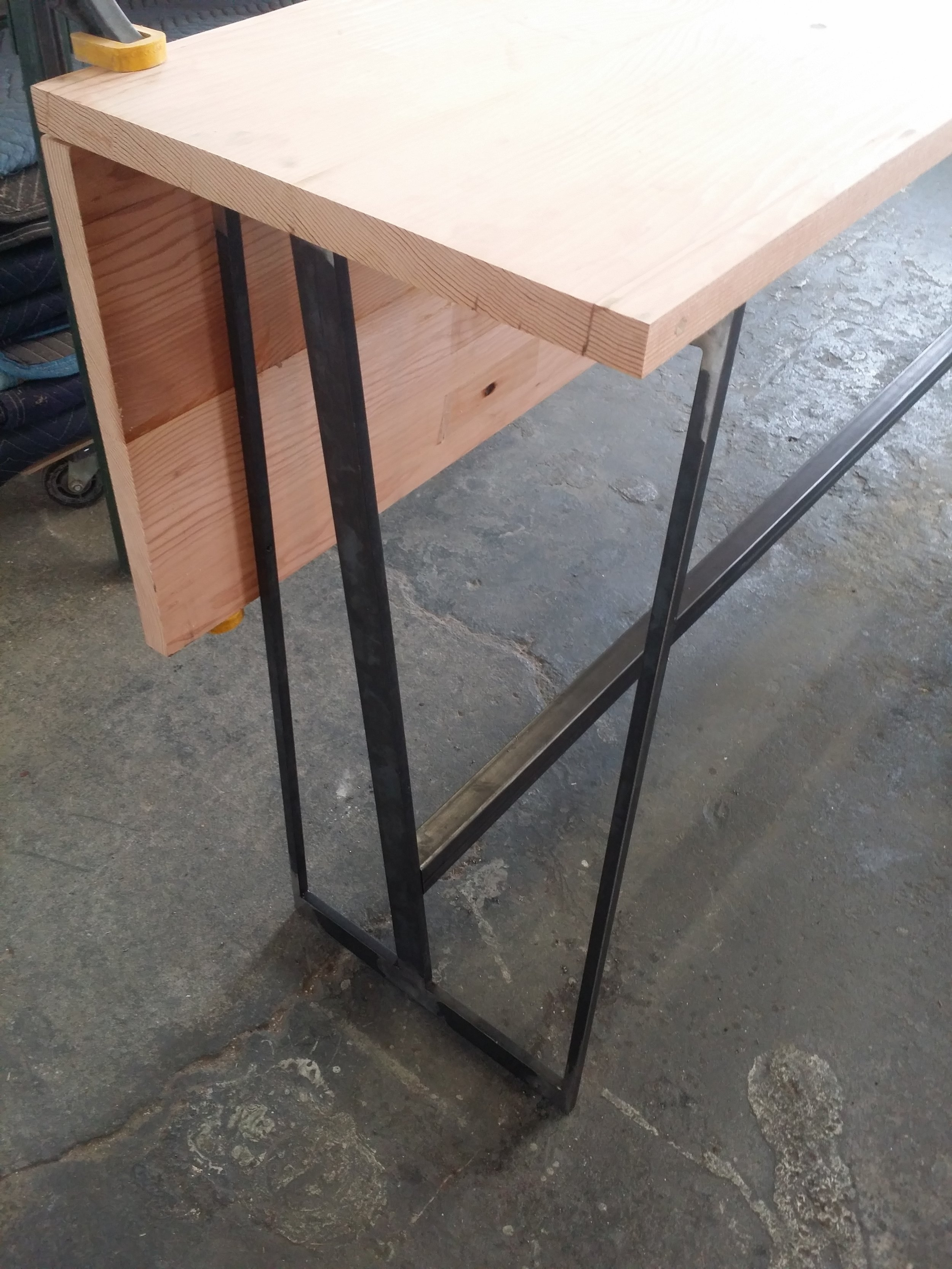 Console Table - end frame
