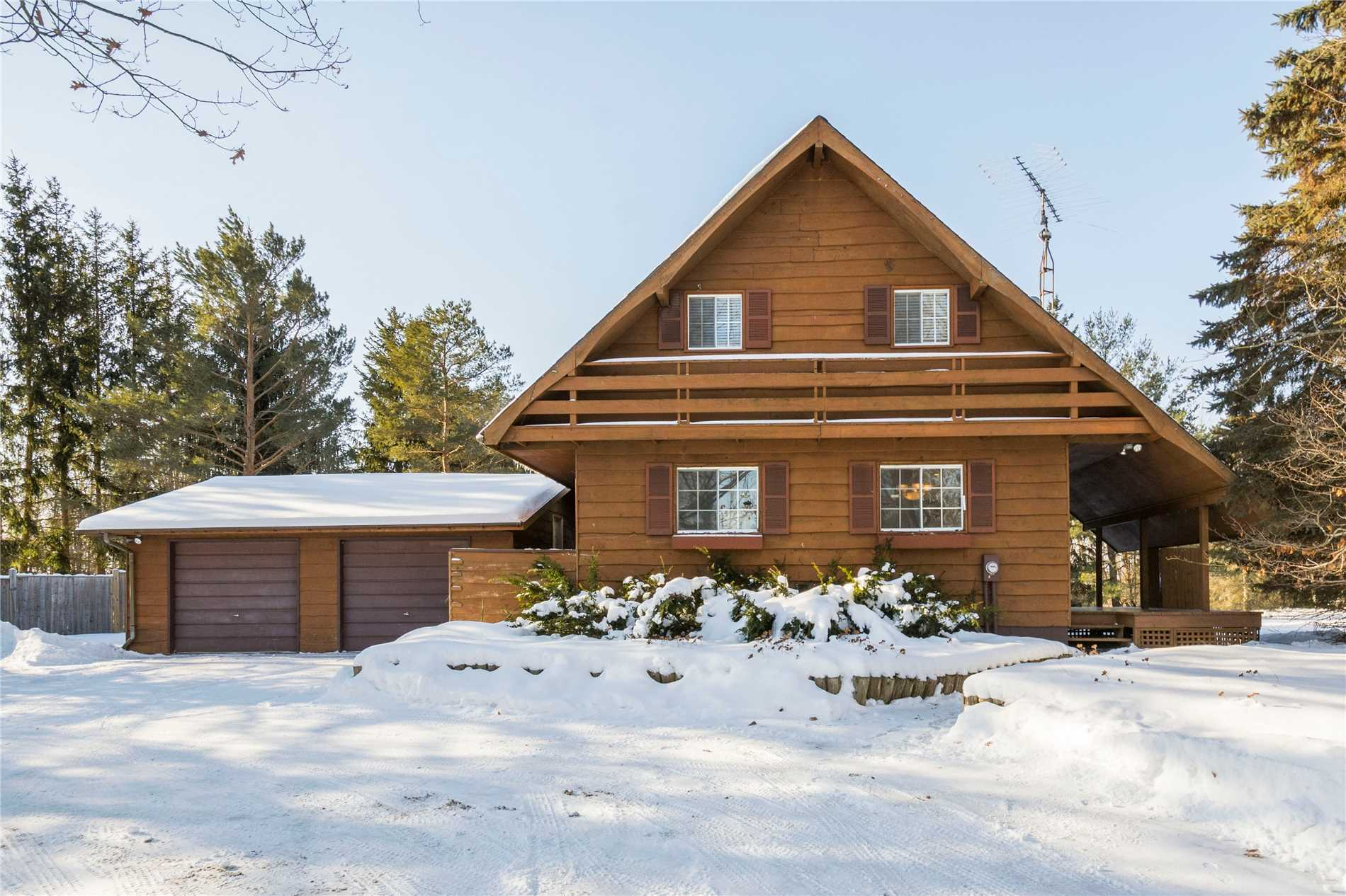 3 Bedroom country home in Trent hills.  SOLD
