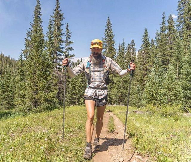 """There will be a moment out there that will define you."" -Ken Chlouber, LT100 Founder While racing at the #Leadville100, team Run Infinite's @ourmondo and @ironbeard1 had their character tested numerous times, and in the end, could be defined by having unwavering willpower and an invincible spirit. [2 of 2]  Jeremy @ironbeard1 ran a strategic race from the start, being patient and pacing for the long haul. As the sun beat down on that high altitude course, things got real, and nausea began to take its hold. As he refueled and tried to get his stomach back to normal, time ticked on. It would have been easy to pull out at any aid station. But Jeremy never stopped believing in his abilities, and the days, weeks, and months of training specifically for this day. Through uncertainty, he pushed as hard as he could up Hope Pass, the crux of the course. #Resilience is the capacity to continue despite obstacles. Resilience defined Jeremy's day. He fearlessly continued on despite the clock chasing him, never taking the easy way out. At Hope Pass, the clock caught up, marking a bittersweet end of the day. Plenty of people would have not even bothered to start this section in this situation, knowing that a long hike down might be ahead. A huge congrats and mad respect goes to Jeremy for pushing until the very last moment, despite the uncertainty.  Photo by @mykehphoto #RunInfinite Athlete centered, expert crafted running plans for any ability. #running #irunthis #run #trailrunning #ultratrail #runchat #trailandultra #trailrunninglife  #ultrarunning #mararthon #raceday #runshots #instarunners #coach #seenonmyrun #mountains #marathontraining #marathon #ultramarathon #runmountains #lesscloudmoresky #runsteepgethigh #flatisboring #timetoplay #zerolimits #Leadville100 #LT100"