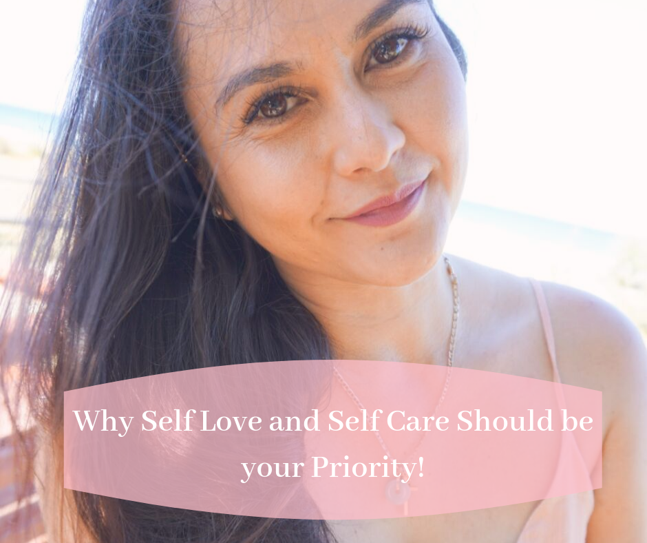 Making self care your priority