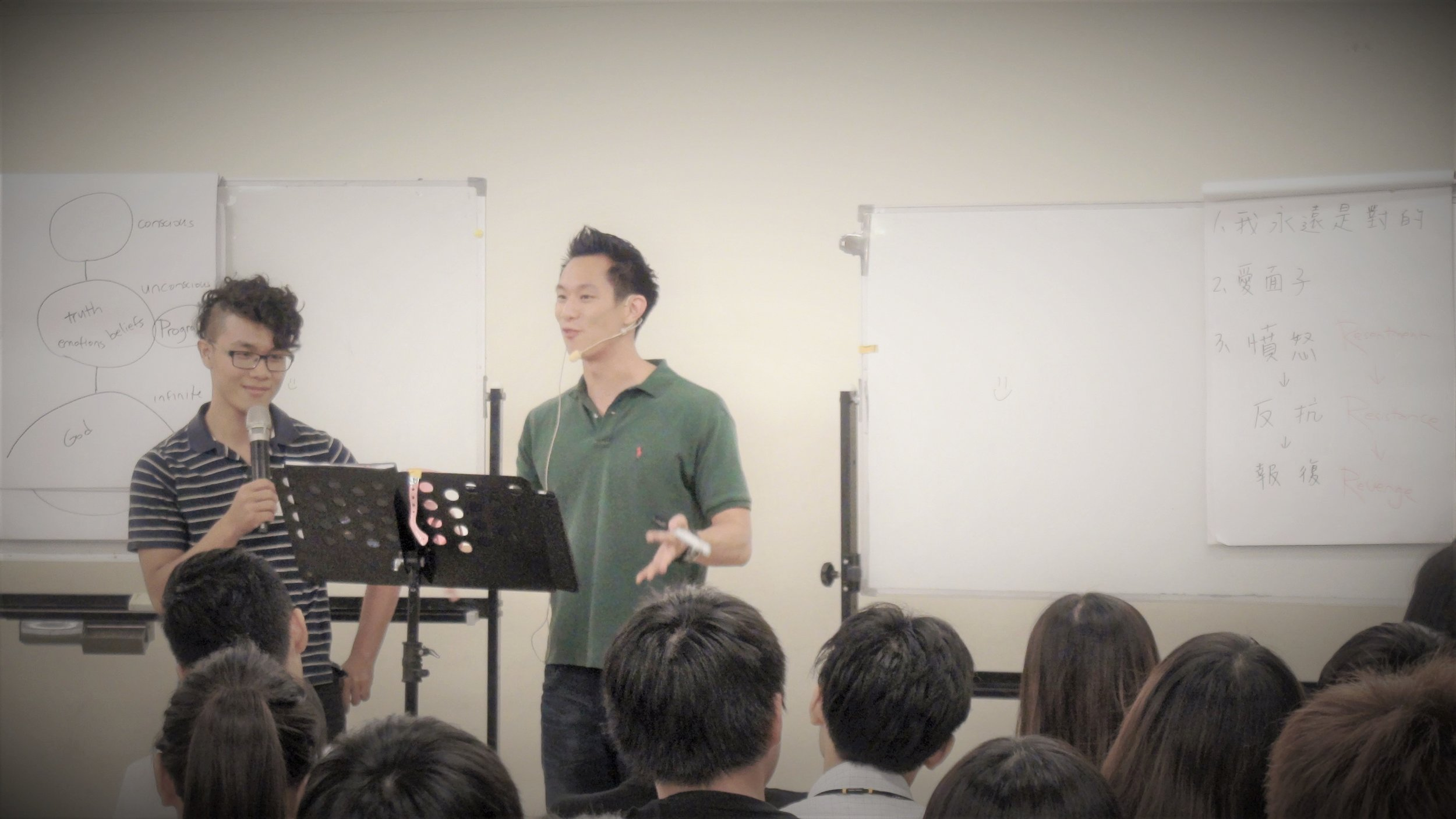 Public Speaking/ Workshops -