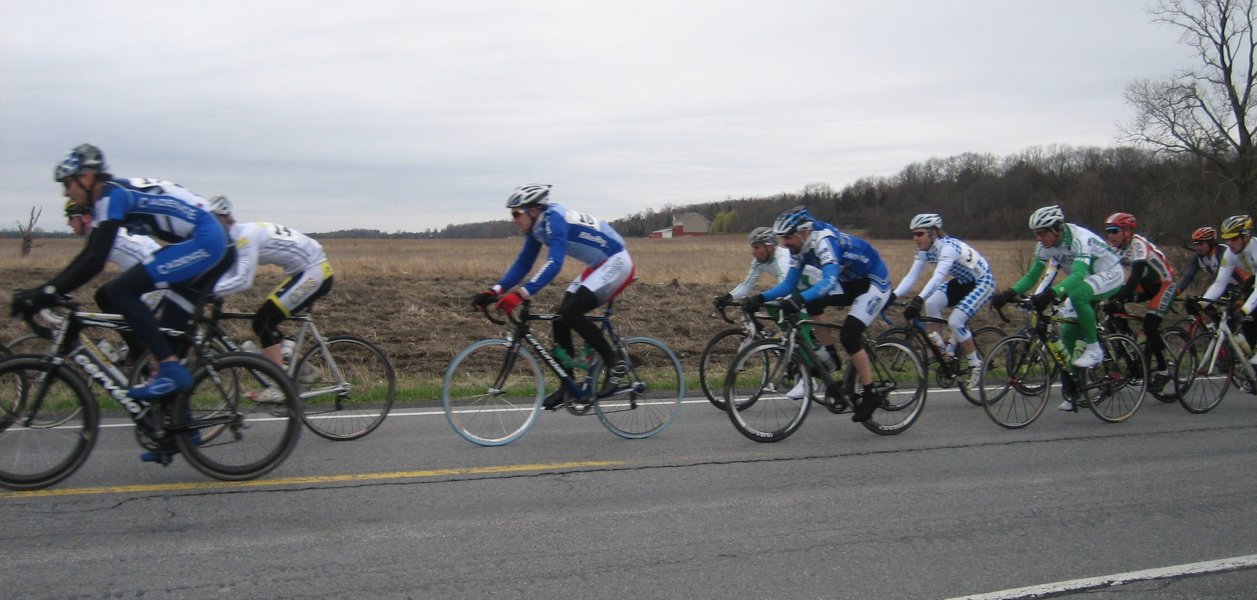 Annual Trooper David Brinkerhoff Memorial  Race  Series on Farm to Market Road in Coxsackie Presented by Capital  Bicycle Racing  Club (CBRC).