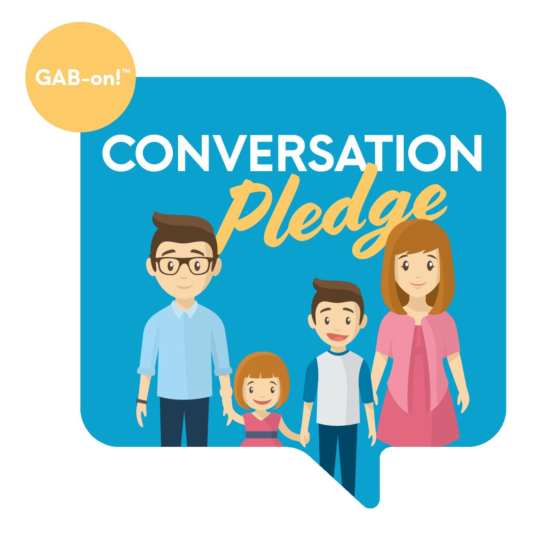GAB-on! Pledge Icon