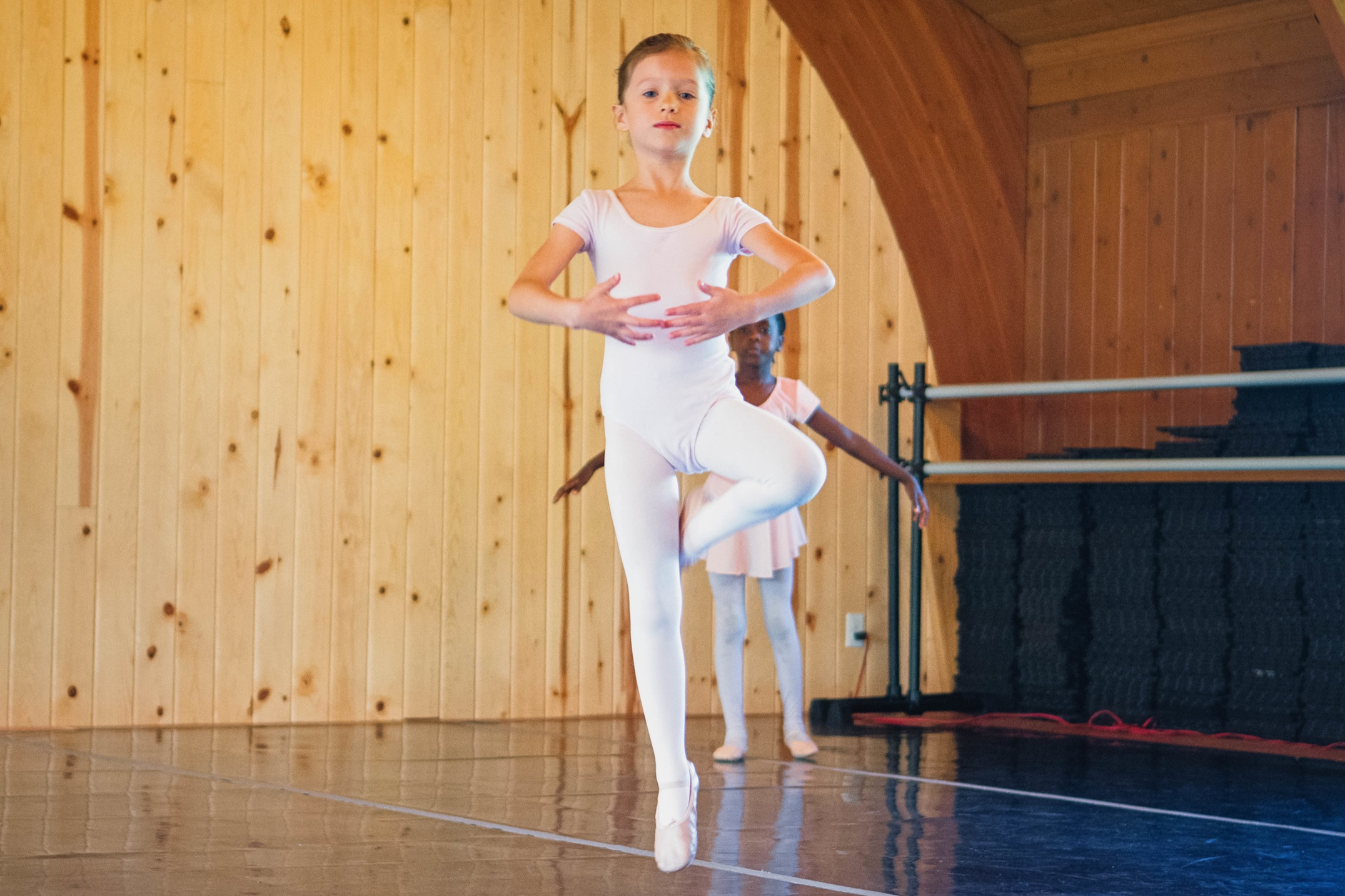 Pre-Ballet 1   Monthly Tuition: $55  Monday 5:30 - 6:30 pm