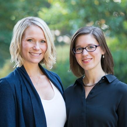 Dr. Haylee Nye and Kristin Cornett, NTP - Mastering Your Fertility Podcast.jpg