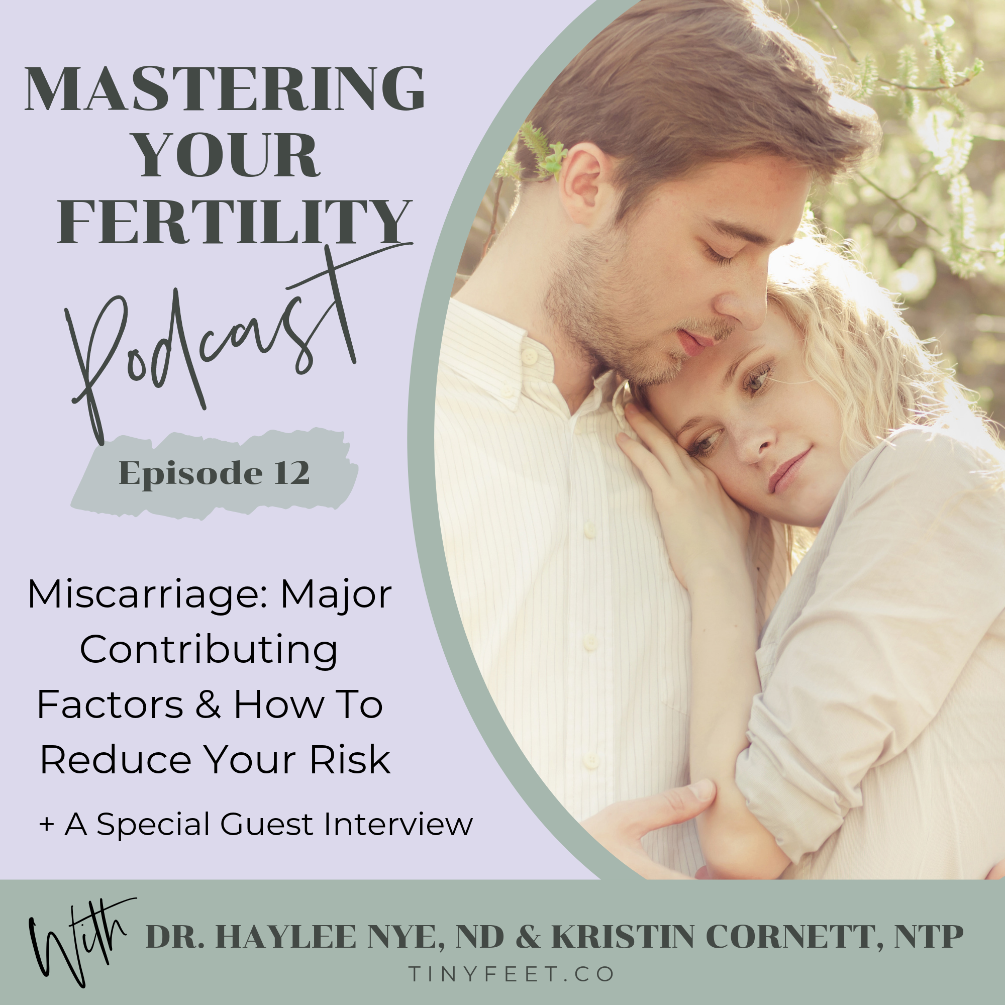 Mastering Your Fertility Ep 12 Miscarriage Major Contributing Factors and How To Reduce Your Risk