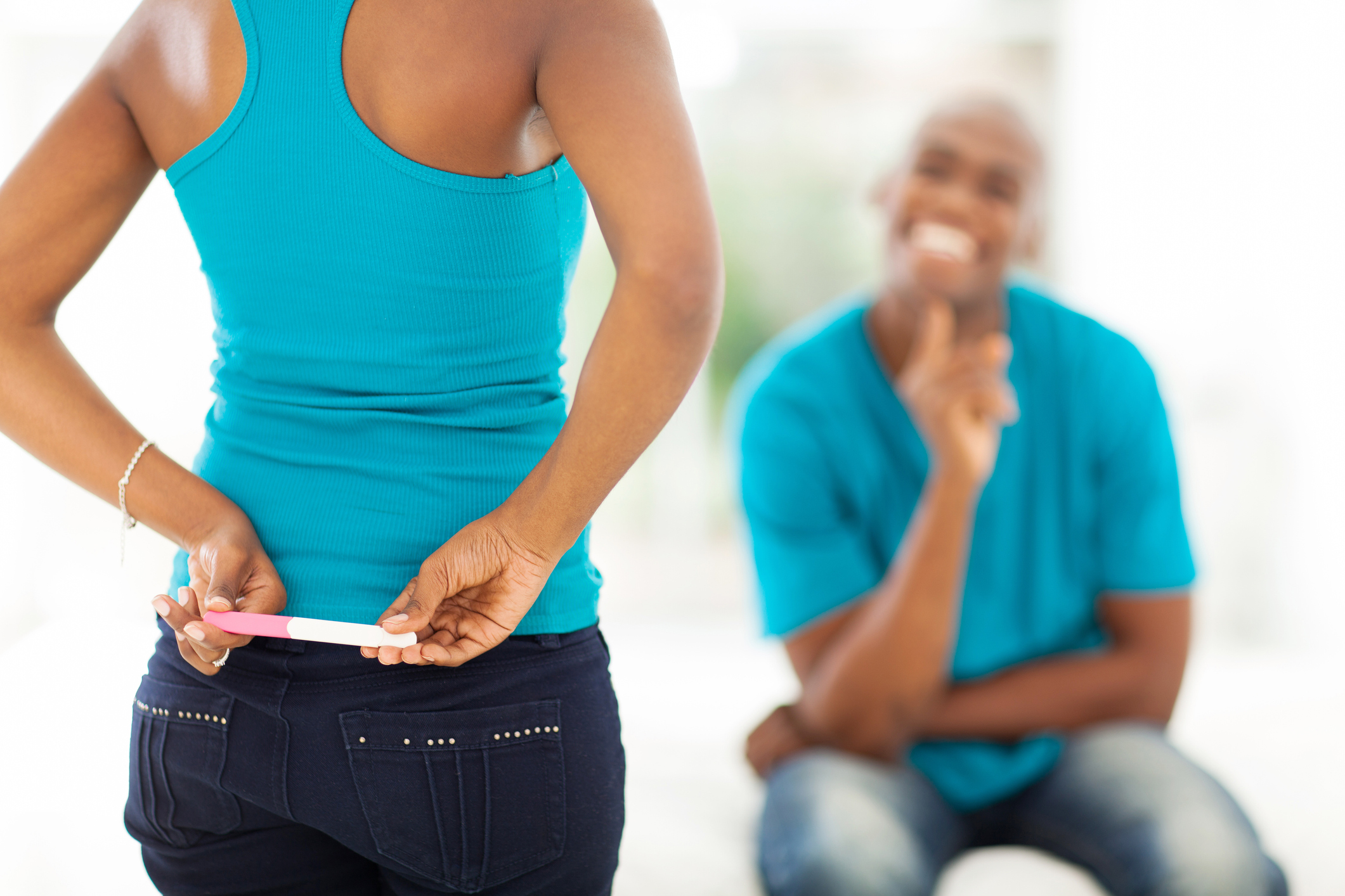 ARE YOU HEALTHY ENOUGH TO GET PREGNANT? -