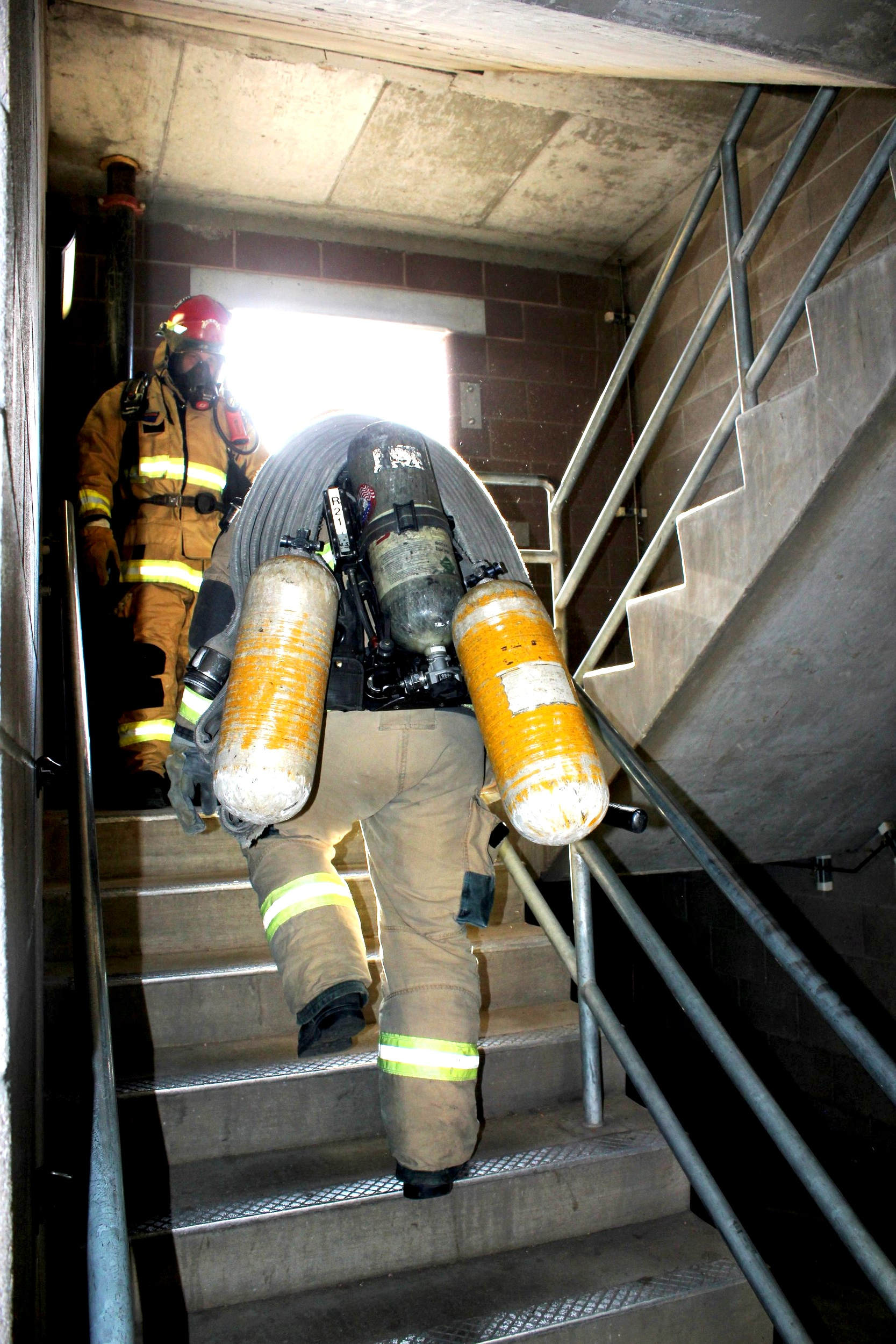 Do you have what it takes to be in the fire service? - As mentors in the Valley Hispanic Bomberos, we dedicate our time and knwlege in teaching to those who wantes to be a firefighter. They are exposed to firefighter workouts and ride-a-longs to see first hand what it takes.Learn more ➝