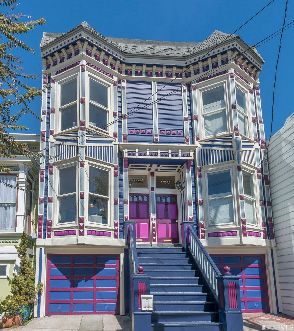 Duboce Triangle Stick-Eastlake Victorian