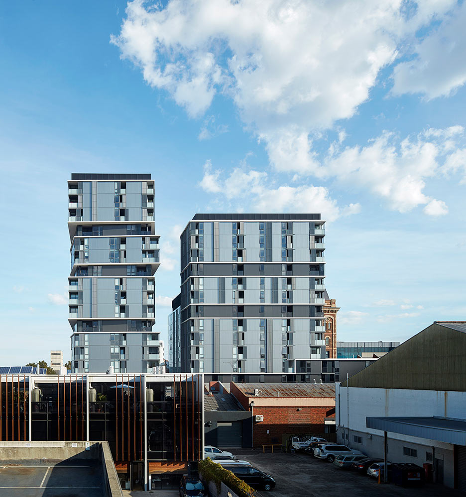 Yorkshire Brewery Apartments (image courtesy of Hayball)