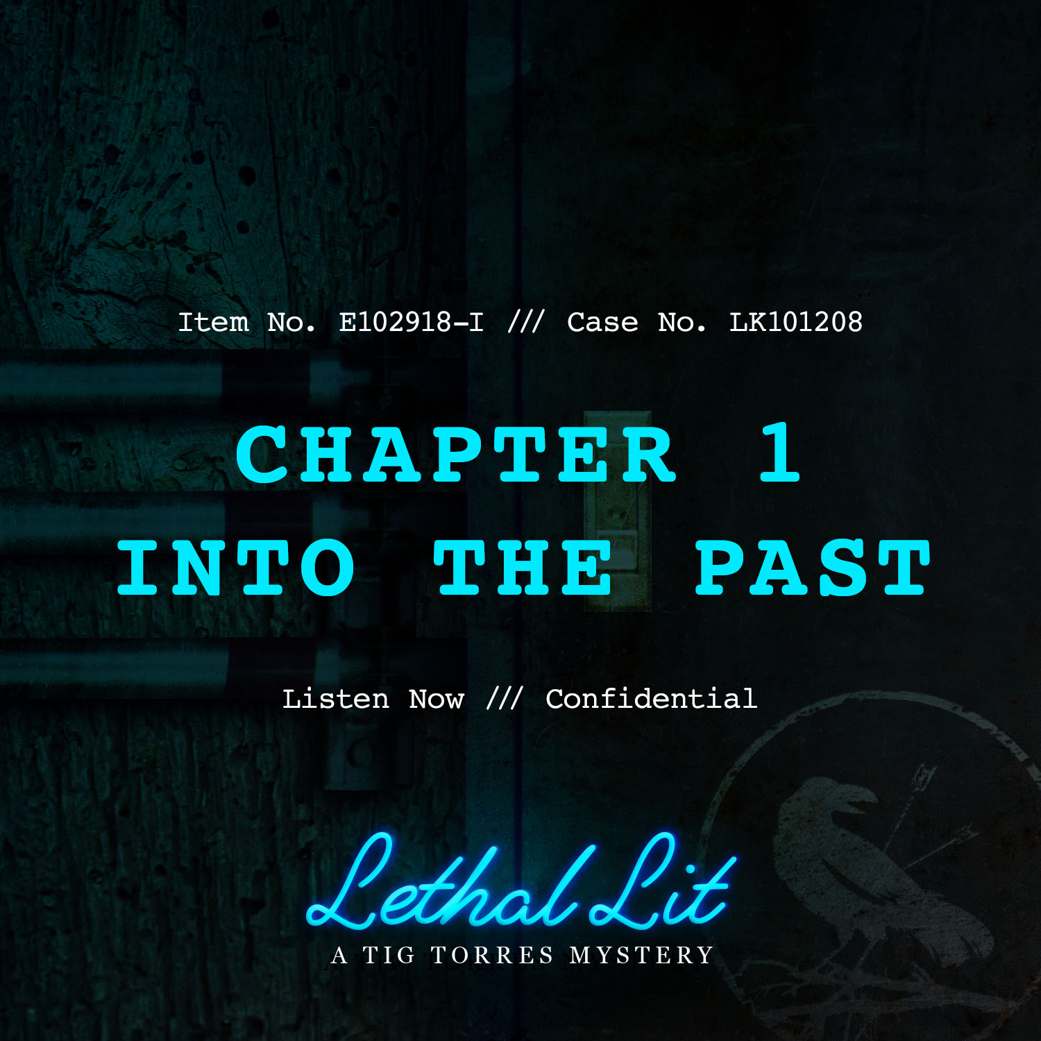 CHAPTER 1: INTO THE PAST   LINKS TO LISTEN:   IHeart  |  Apple    |  Spotify  |  Stitcher    |    Google