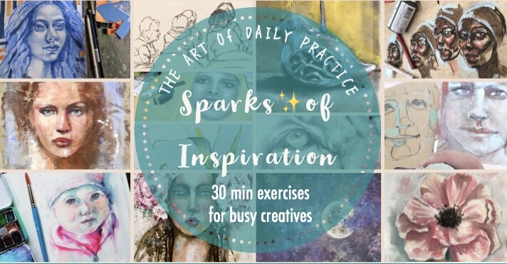 Sparks of Inspiration - A New Collaborative Class!