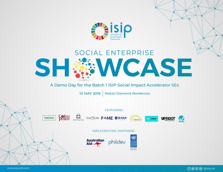 Social Enterprise Showcase (Demo Day) — Innovation for Social Impact
