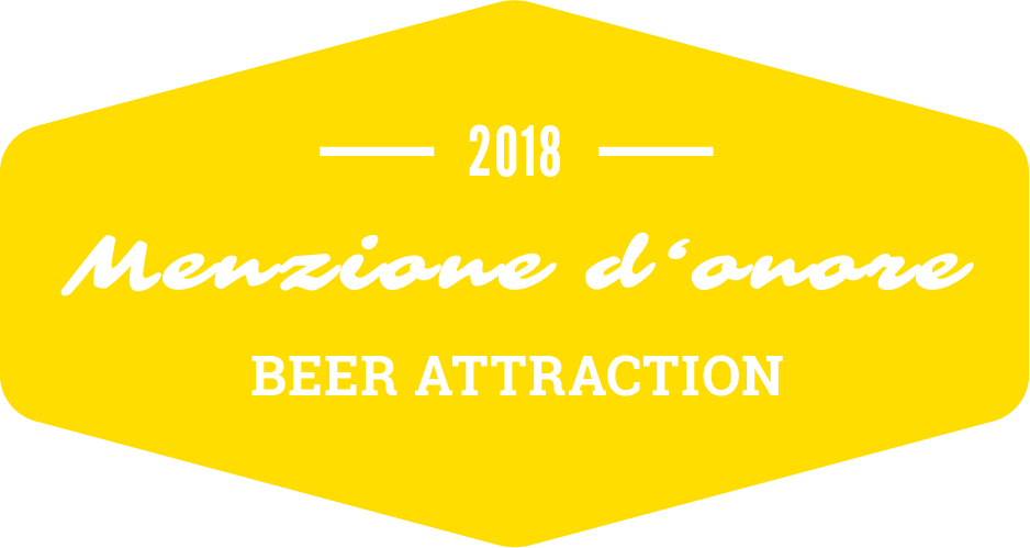 Zefa_menzione Onore_Beer Attraction_Da Berto Pizzeria Gradara