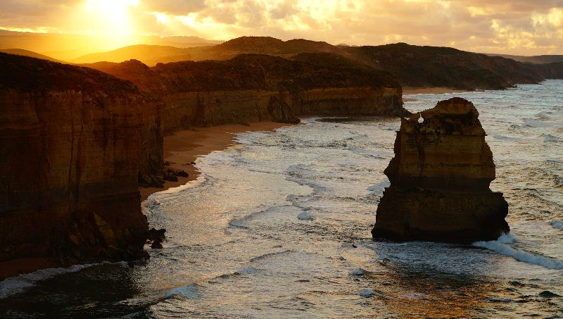 The 12 Apostles - Melbourne and Great Ocean Road