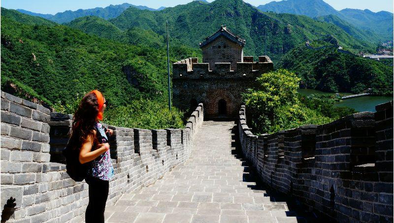 Great Wall of China Huanghuacheng