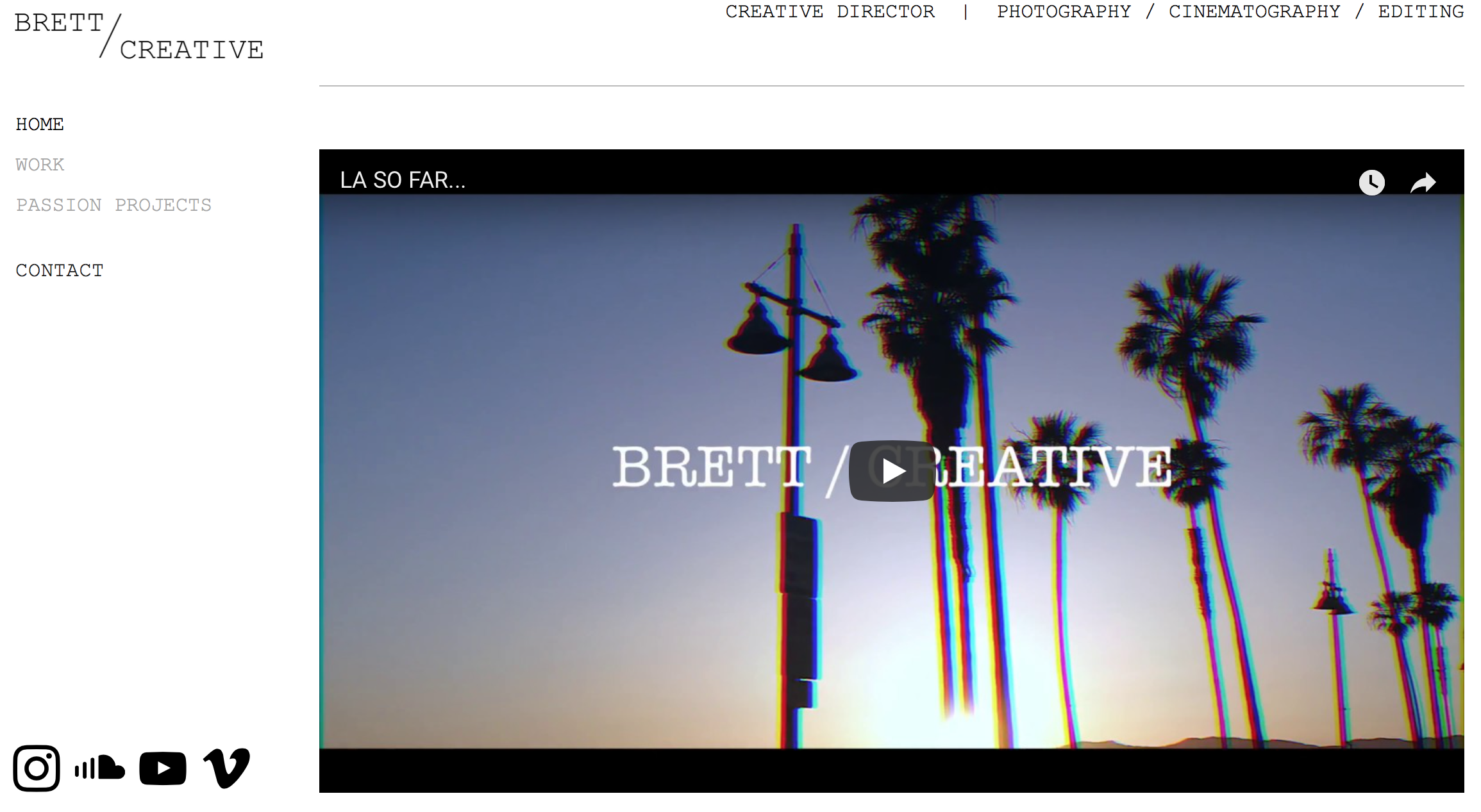 Brett / Creative - Click Here To Visit Website