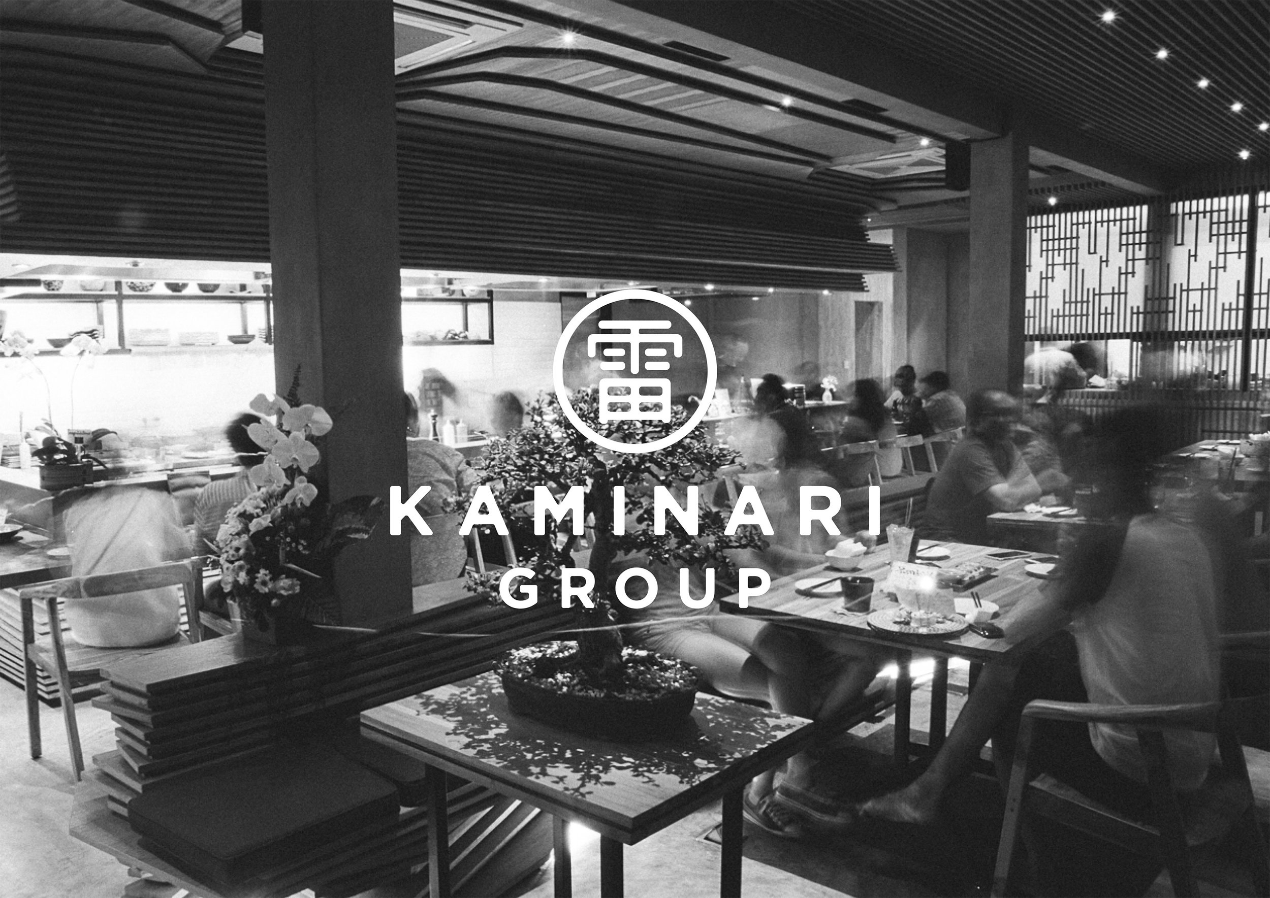 Kaminari Group - Japanese food catering and wedding vendor in Bali
