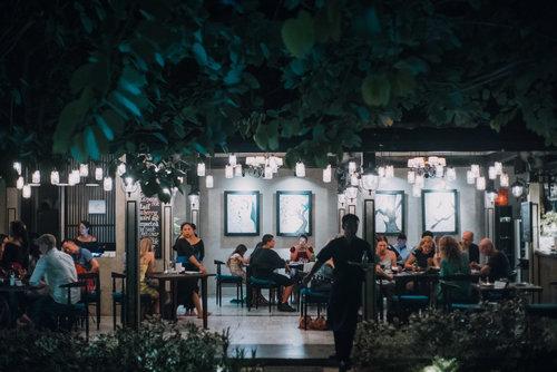 Dahana by Kaminari Bali catering services and Japanese restaurants