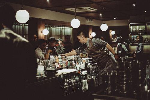Fujin by Kaminari wedding catering Bali Indonesia