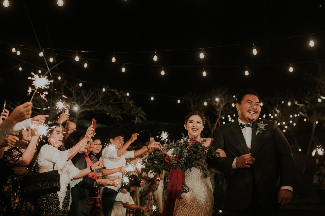 Wedding Catering in Bali - Unforgettable Moments at Uluwatu