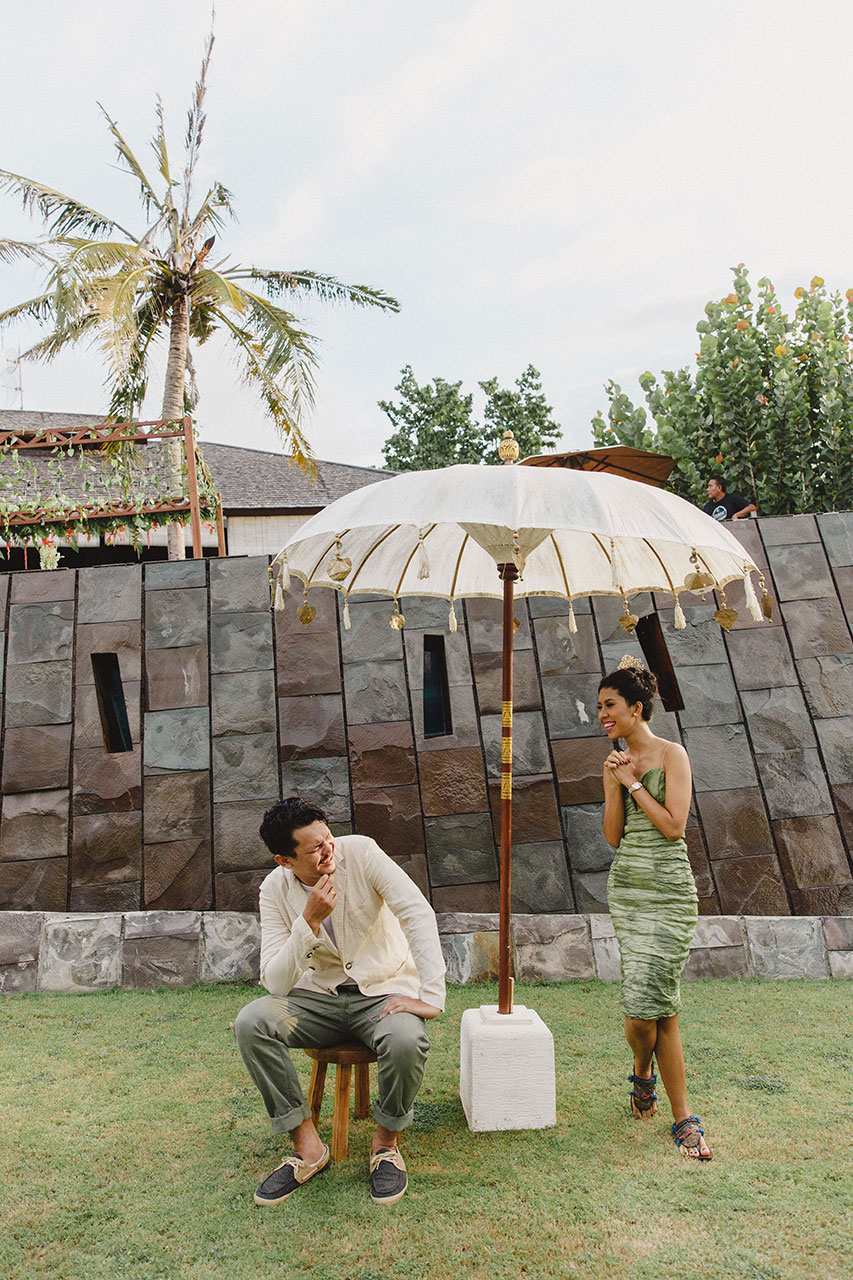playful encounter - catering services in bali kaminari