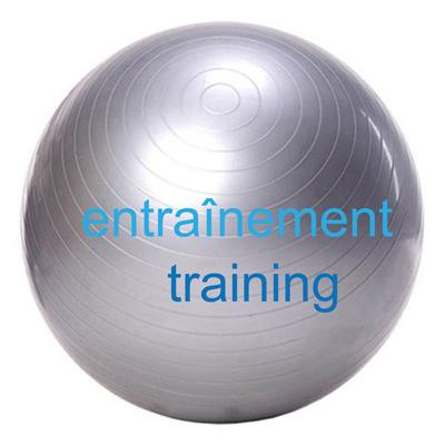 entraînement ballon suisse