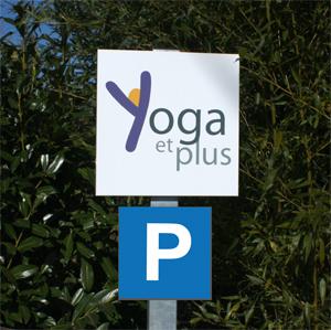 parking yoga