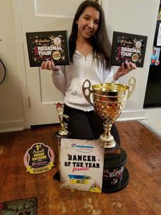 Taylor Holchin - Teen Miss Celebration Rising Star