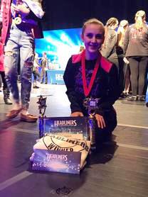 Haley Filcheck - Junior Miss Headliner