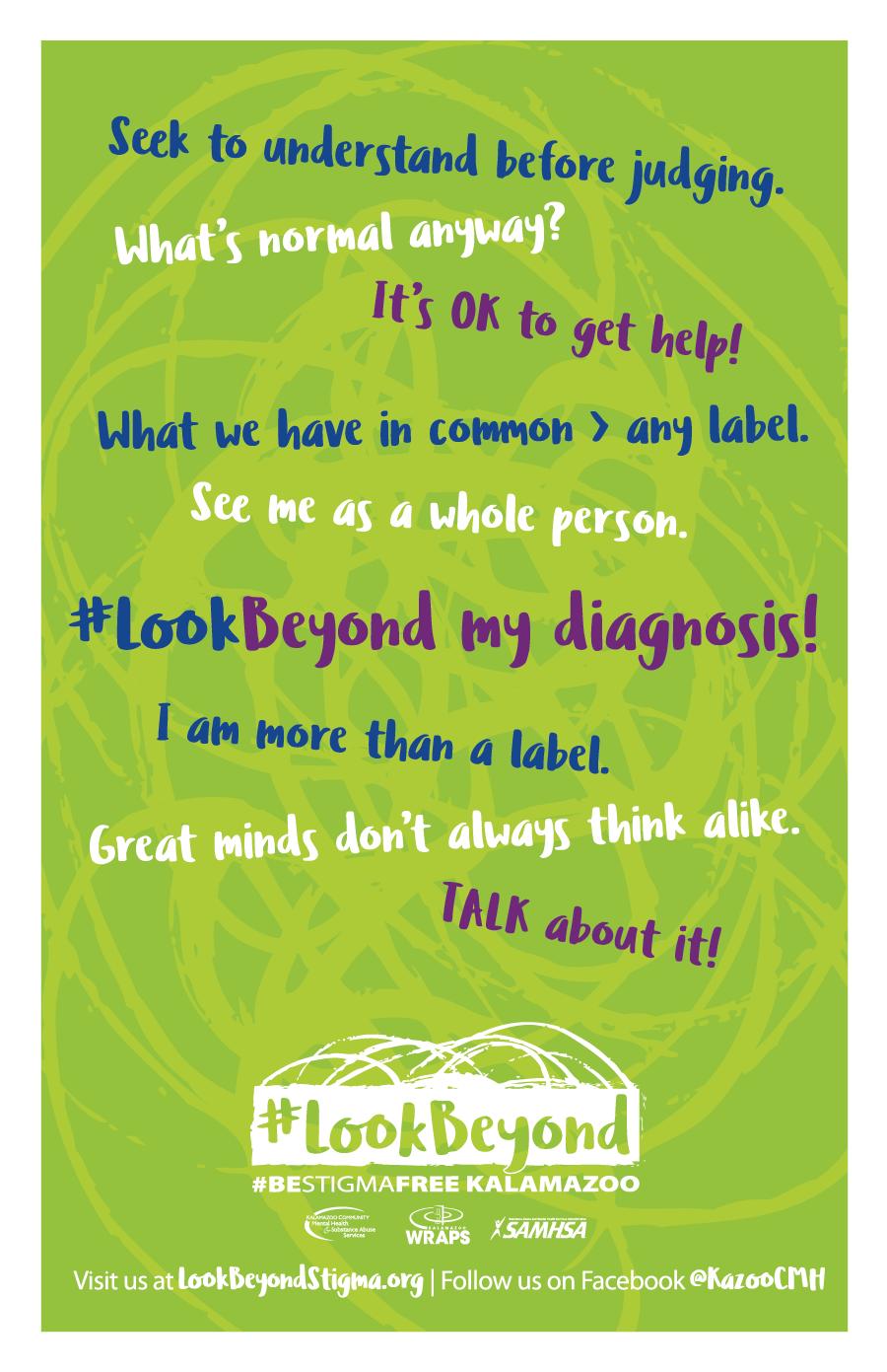 #LookBeyond Poster #1 PDF
