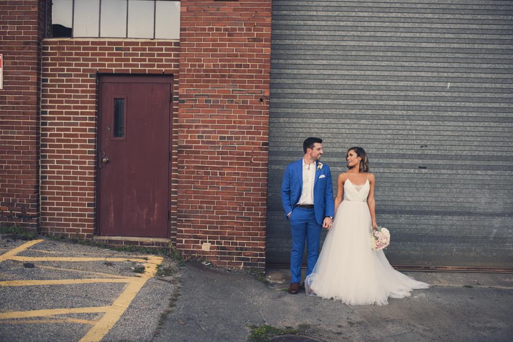 Courtney & Jason's Wedding in Portland, ME
