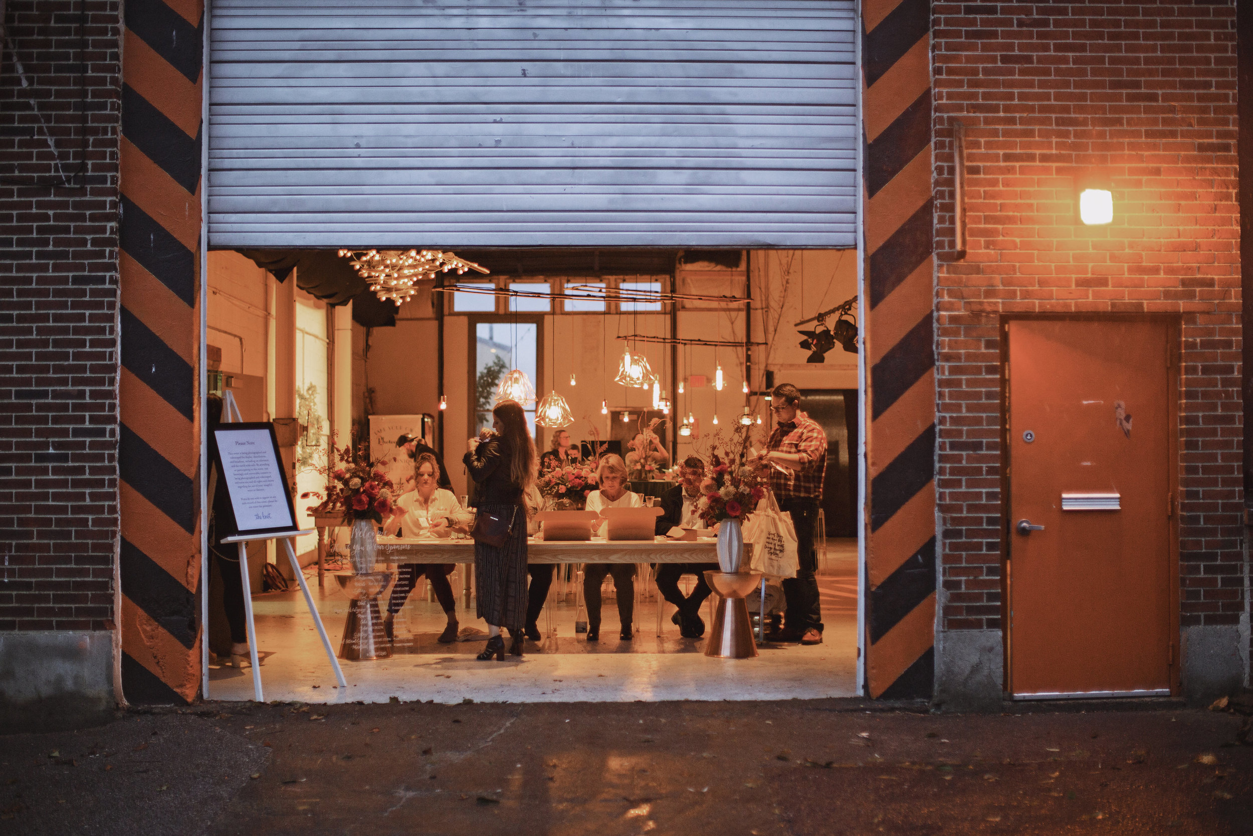 The Knot New England Event October 2017