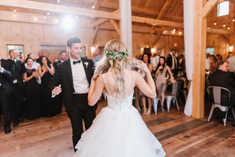 A Wedding at Beech Hill Barn -