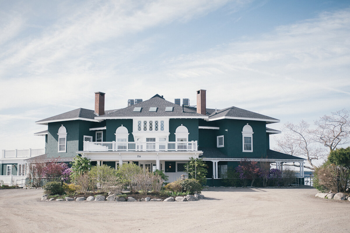 French's Point A Coastal Maine Wedding Venue -