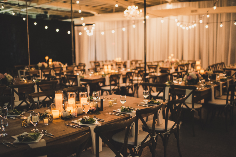 A Warehouse Wedding in Downtown Portland -
