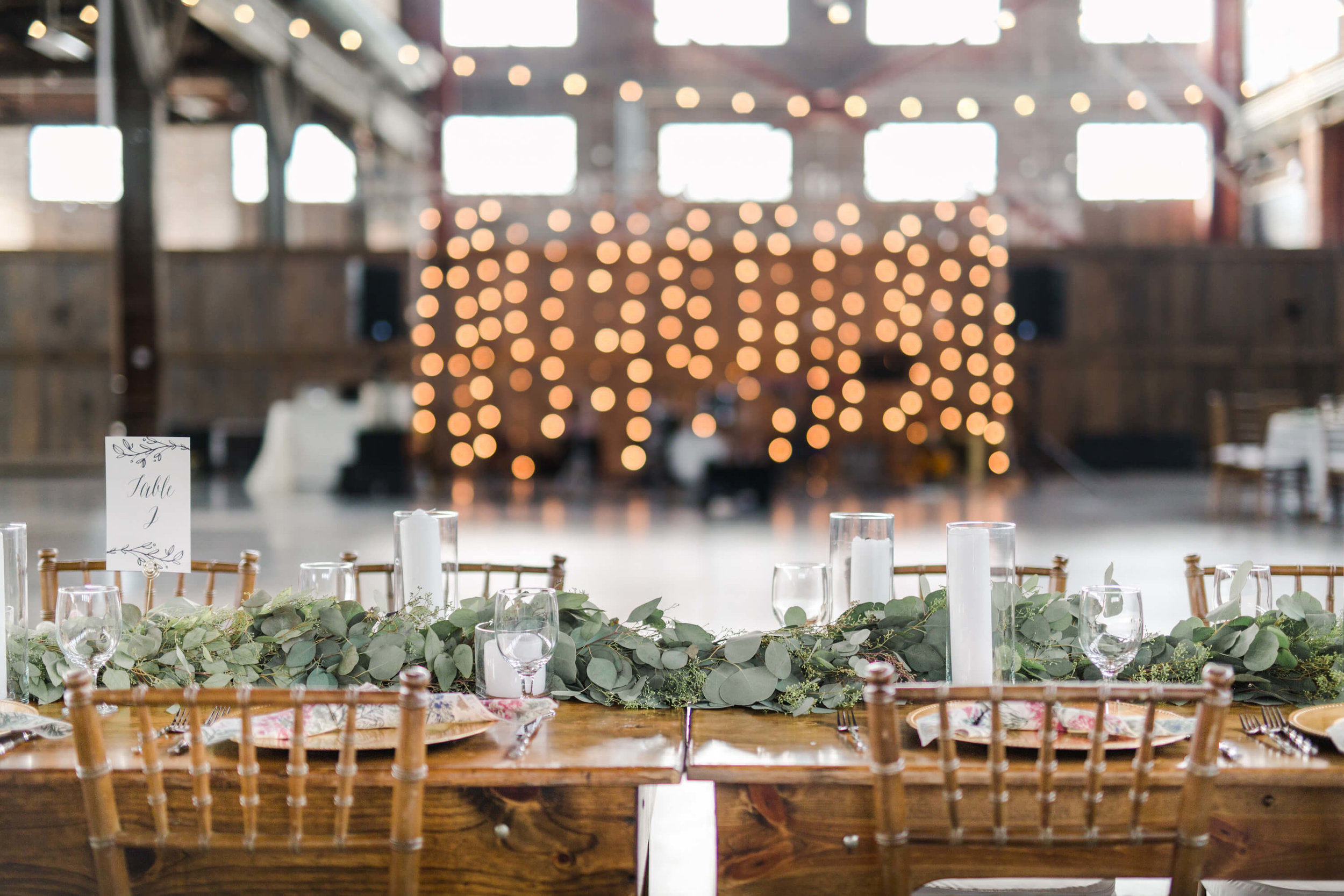 Katie and Christian's Industrial Wedding -