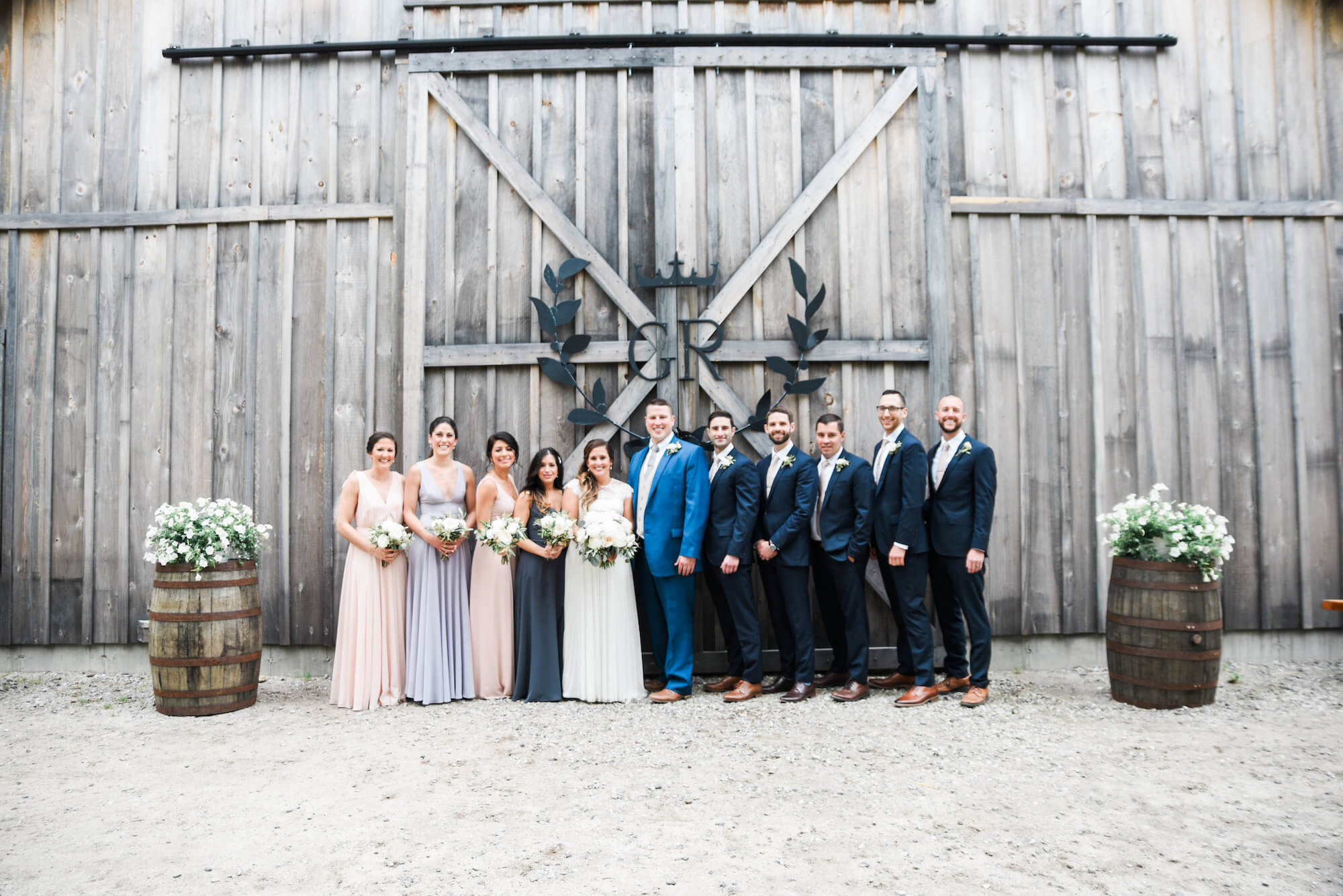 Granite Ridge Estate & Barn Wedding -