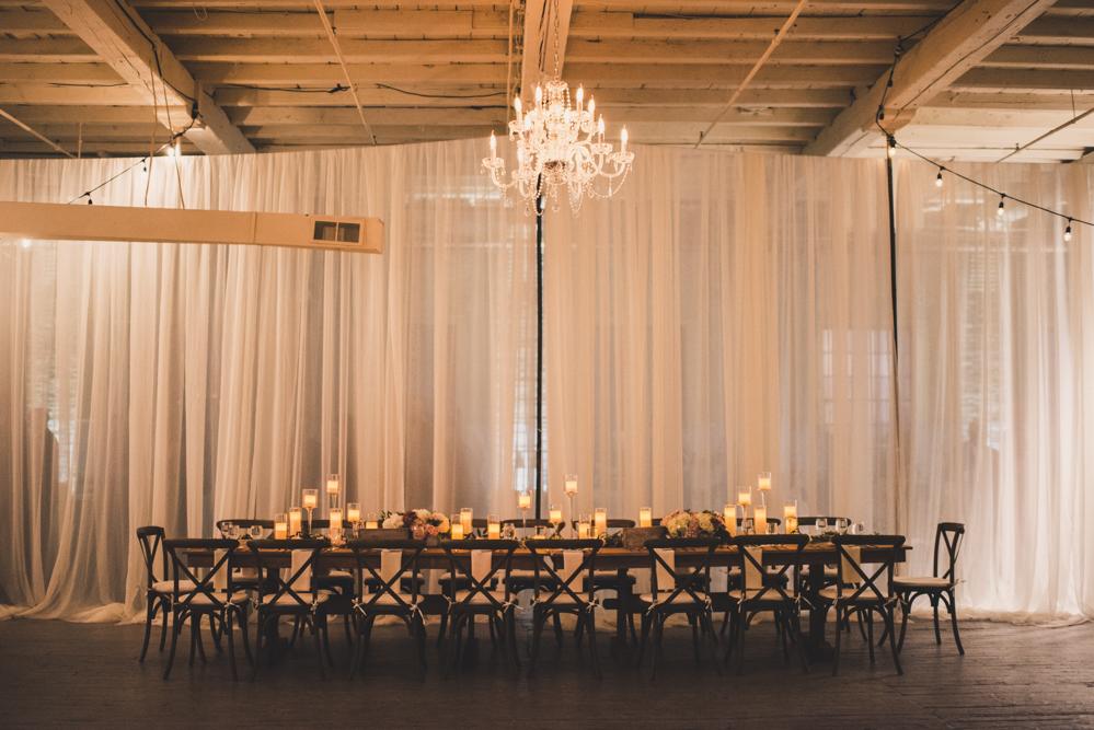 Warehouse Wedding in Downtown Portland -