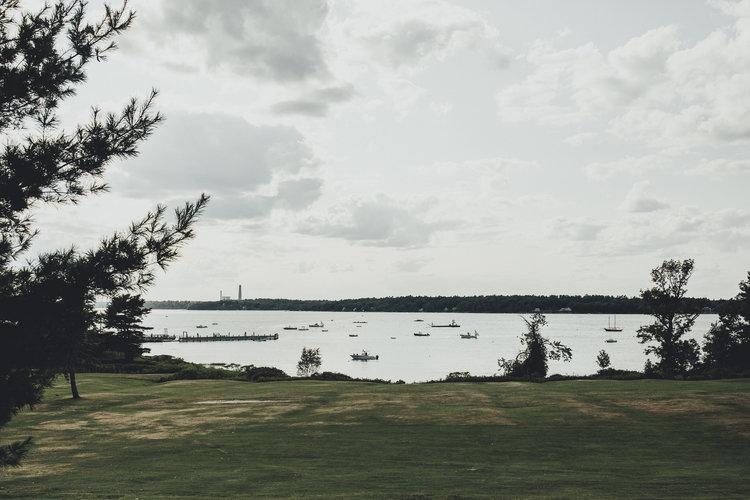 a chebeague island wedding -