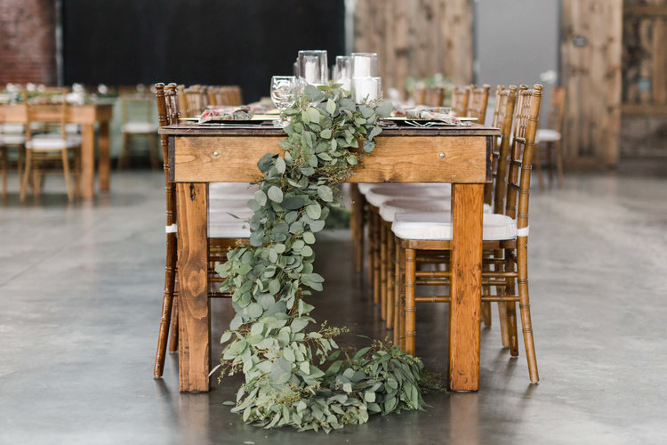 industrial wedding at brick south -