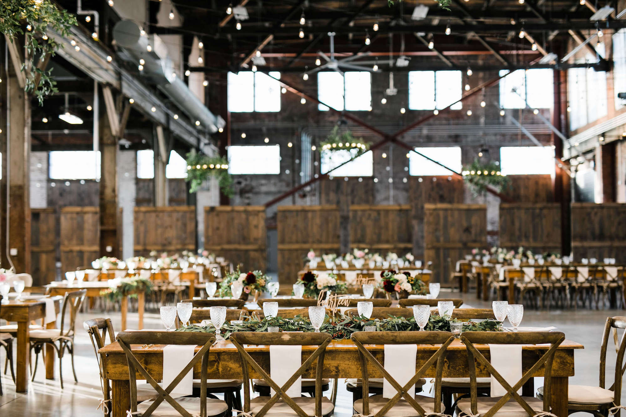 A Warehouse Wedding -