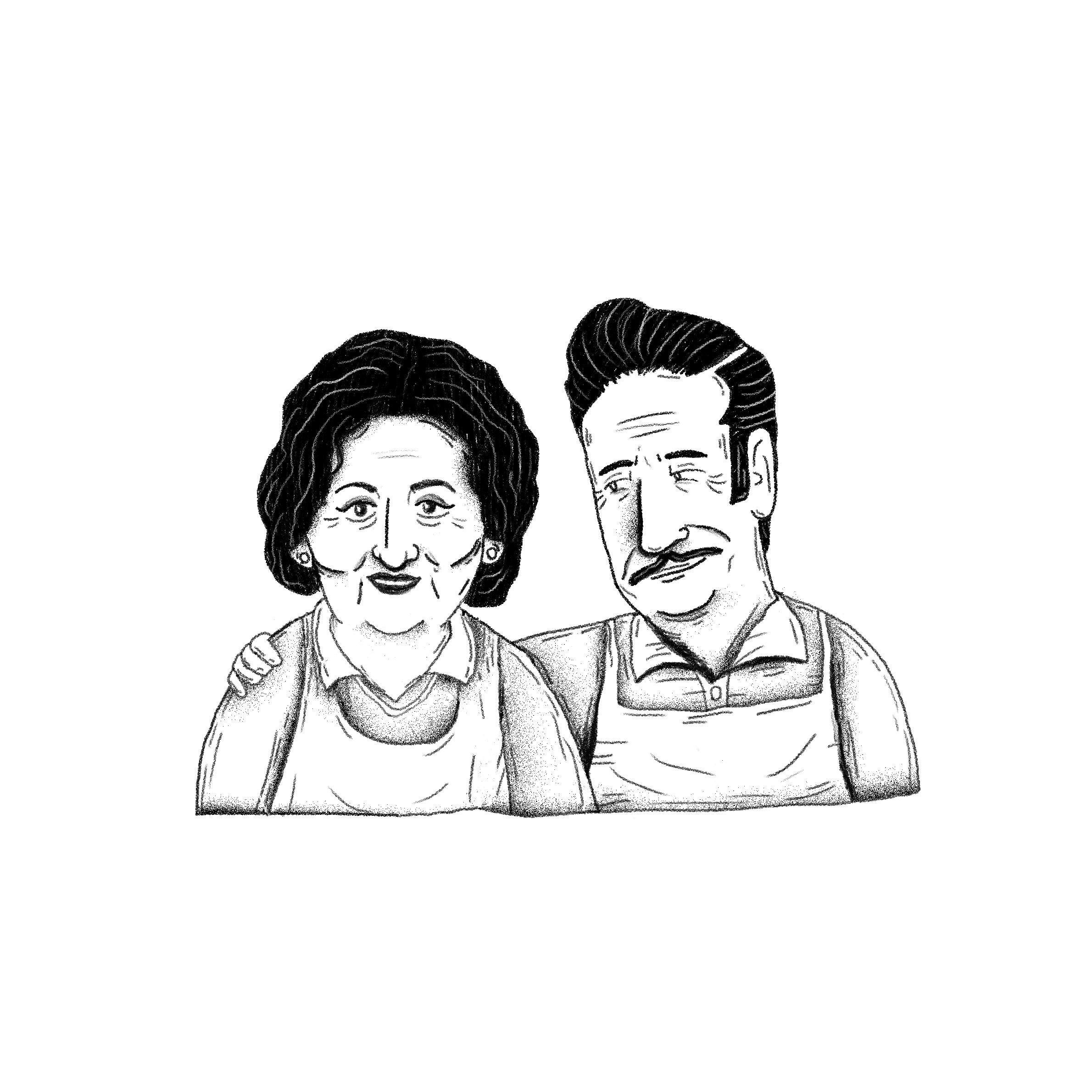 The Deli Couple