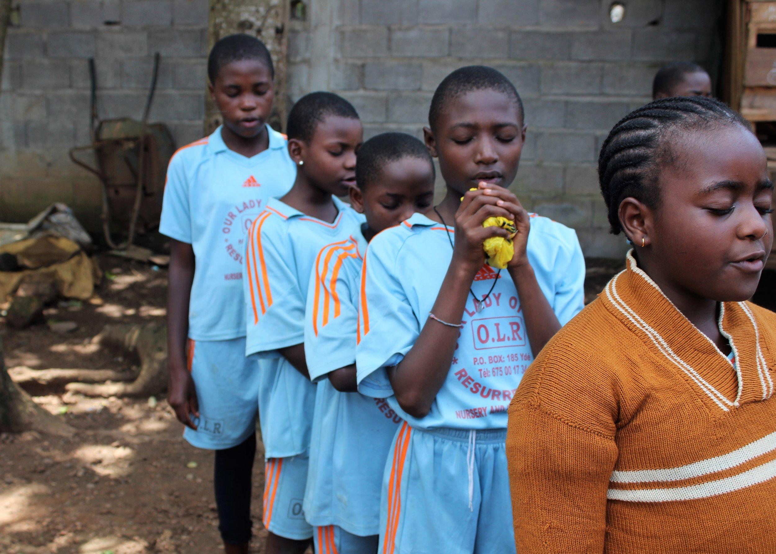 """Kdo jsme a proč právě Afrika? - """"Naděje je pilířem světa"""" — Africké přísloví"""
