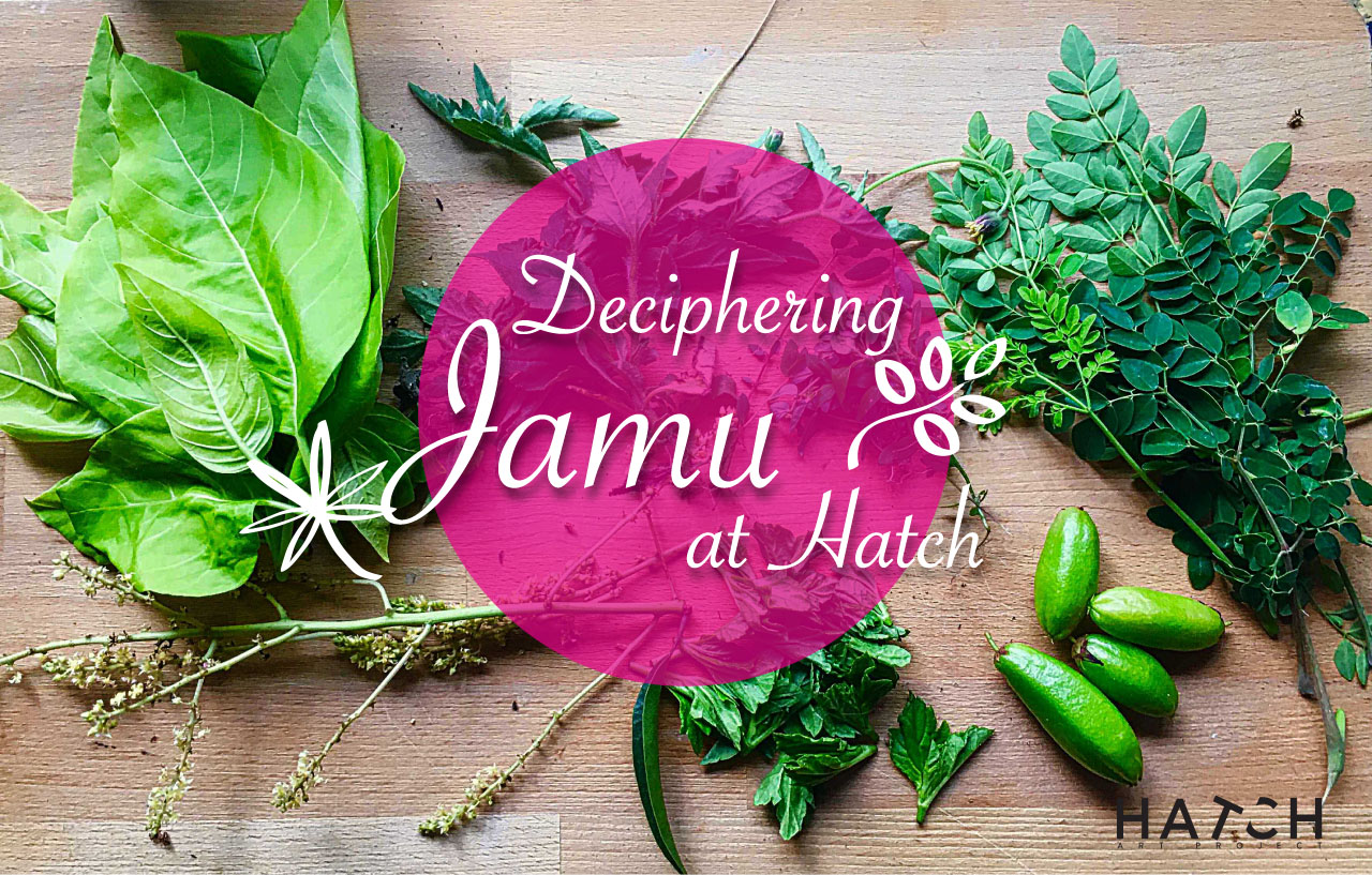 Deciphering Jamu at Hatch - the art of Indonesian health and beauty