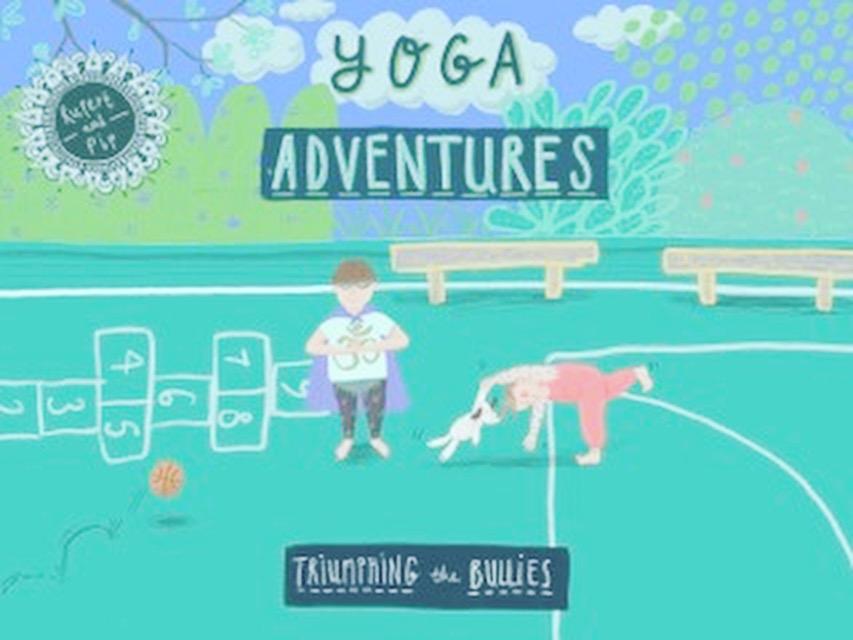 2pm – 4pm - Yoga & Storytelling: